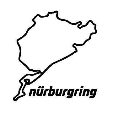 Nurburgring by camisetascharly