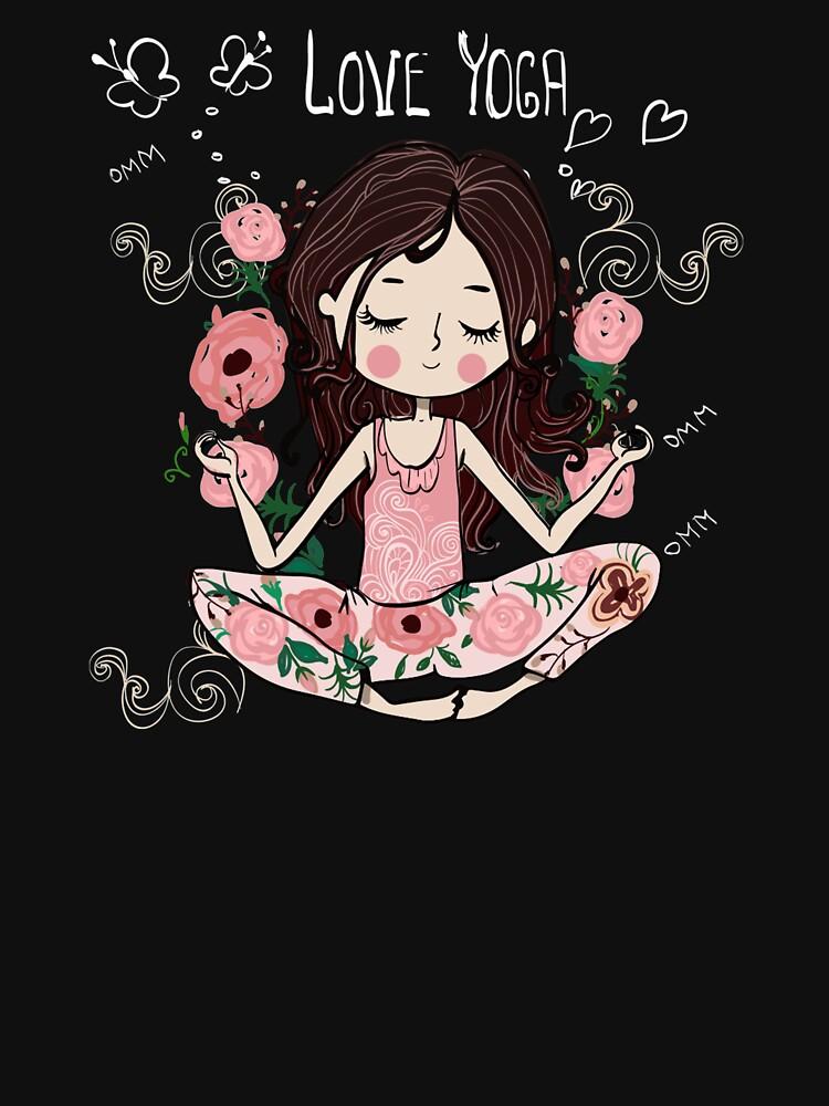 yoga om mantra mindfulness janaism by untagged-shop