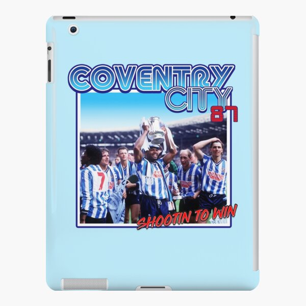 Coventry City 'Shootin to Win' iPad Snap Case