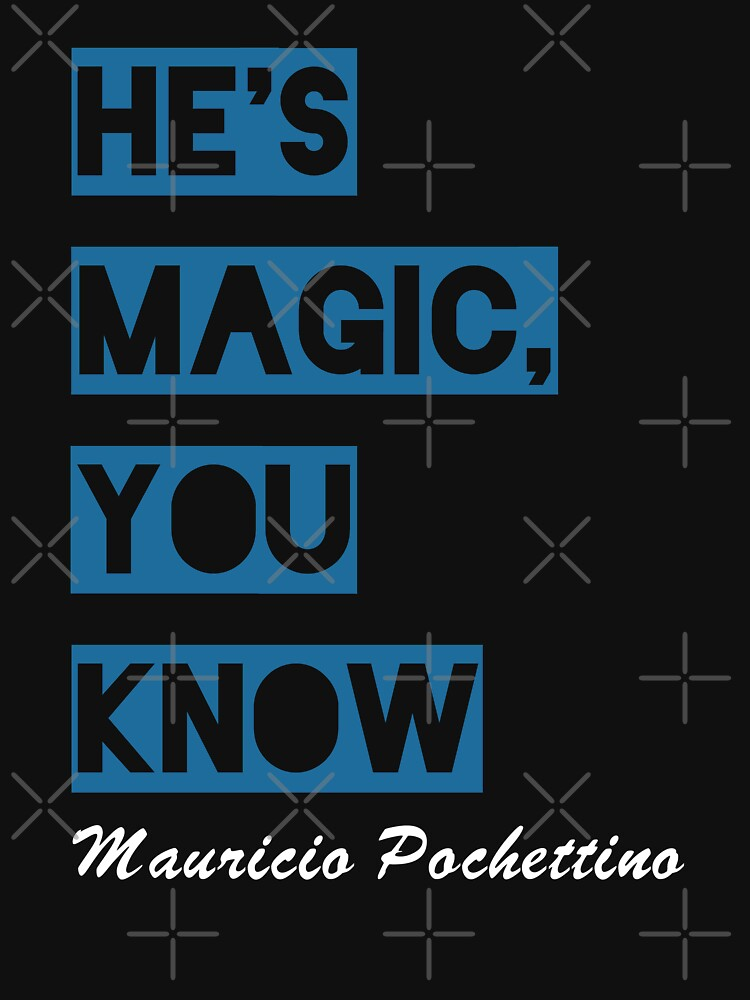 He's MAGIC, You Know 2018  by frajtgorski
