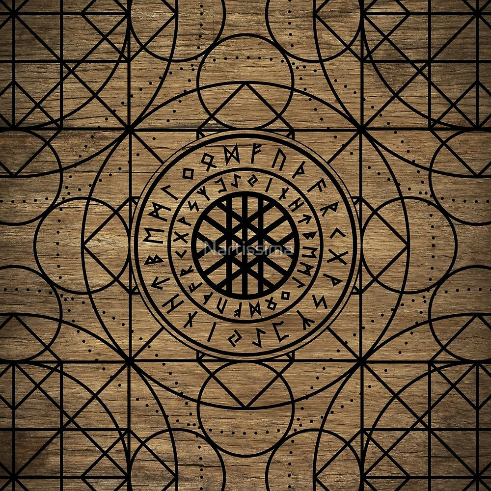 Web of Wyrd  -The Matrix of Fate by Nartissima