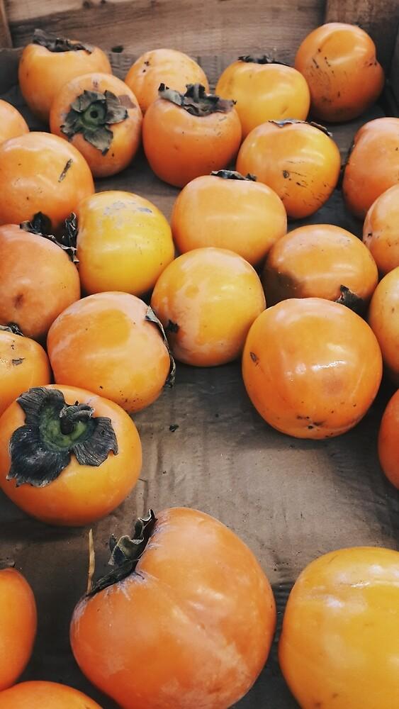 persimmon by Matrixella
