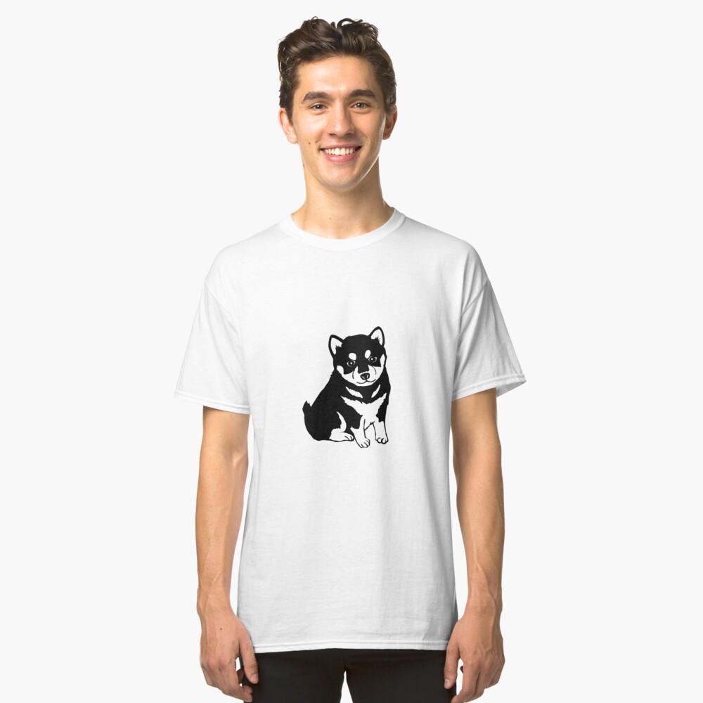 Shiba Inu Classic T-Shirt Front