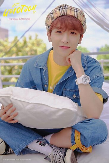 UP10TION (업텐션) '2018 Special Photo Edition' - Xiao by dreamingxoxo