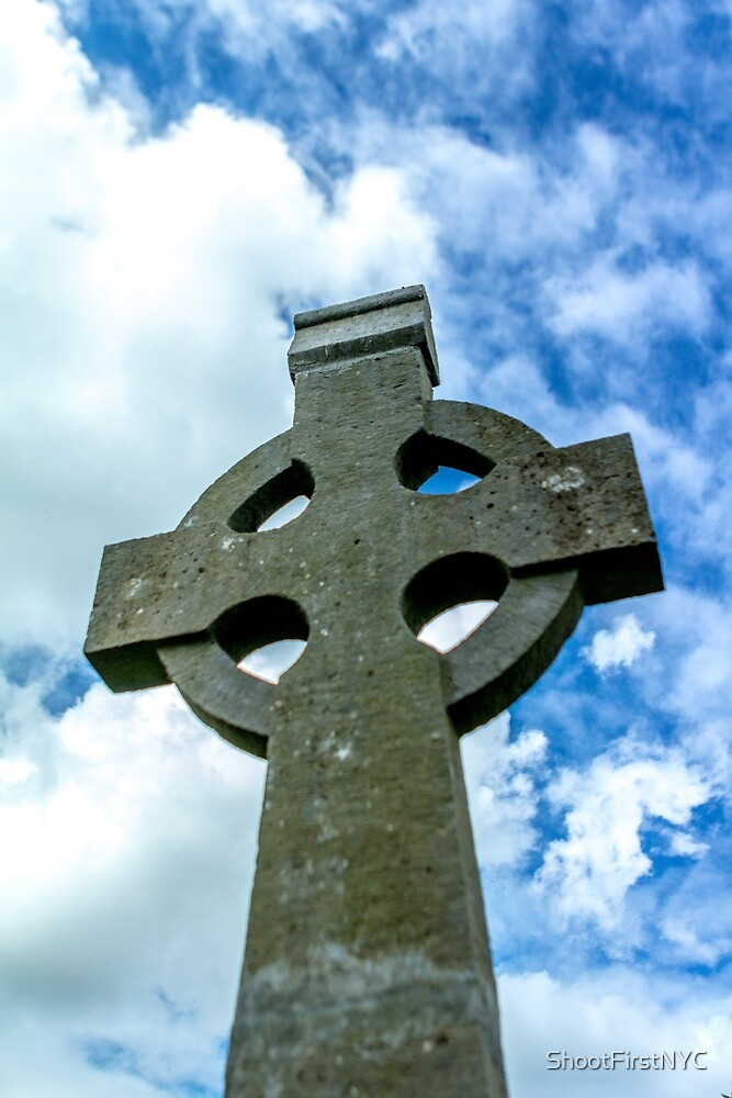 The Celtic Cross by Sean Sweeney