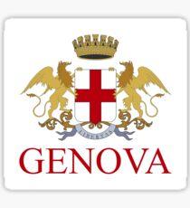 GENOVA 1 Sticker