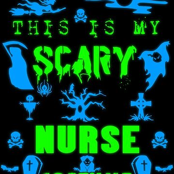 Nurse Costume Halloween Gift Idea by SoulProducts