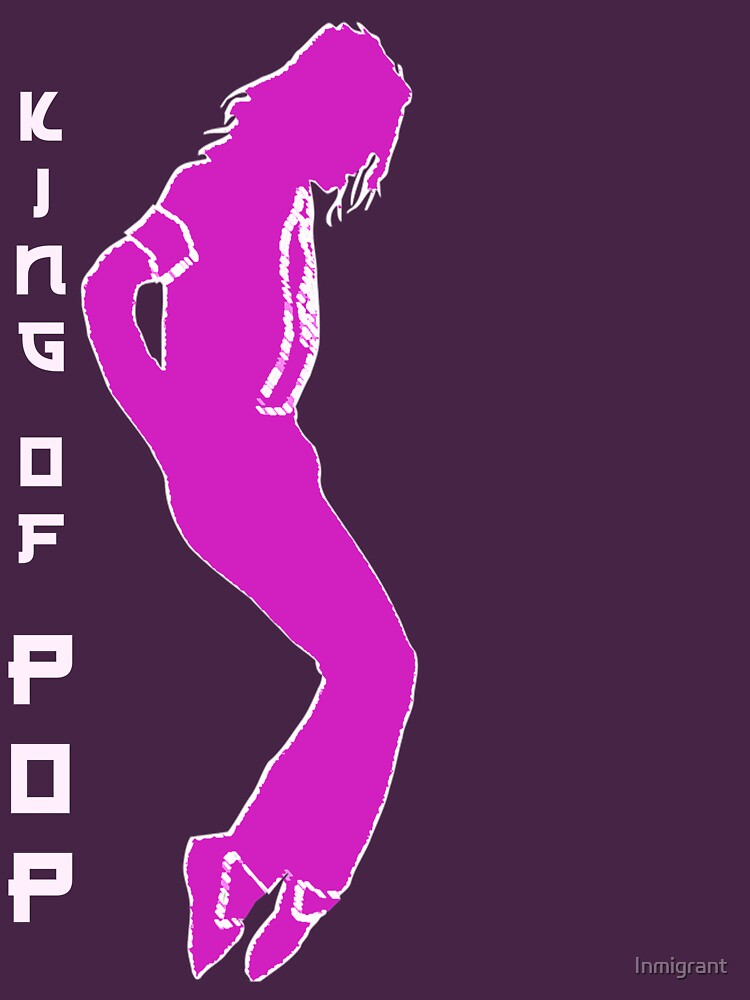 Michael Jackson: King of Pop. by Inmigrant