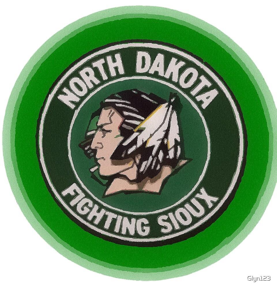 UND Fighting Sioux Hockey by Glyn123