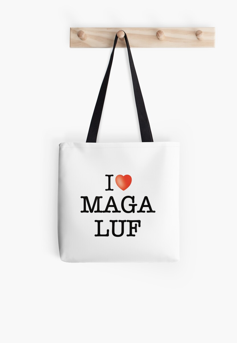 I Love MAGA LUF - That's the place in Mallorca by VacationTees