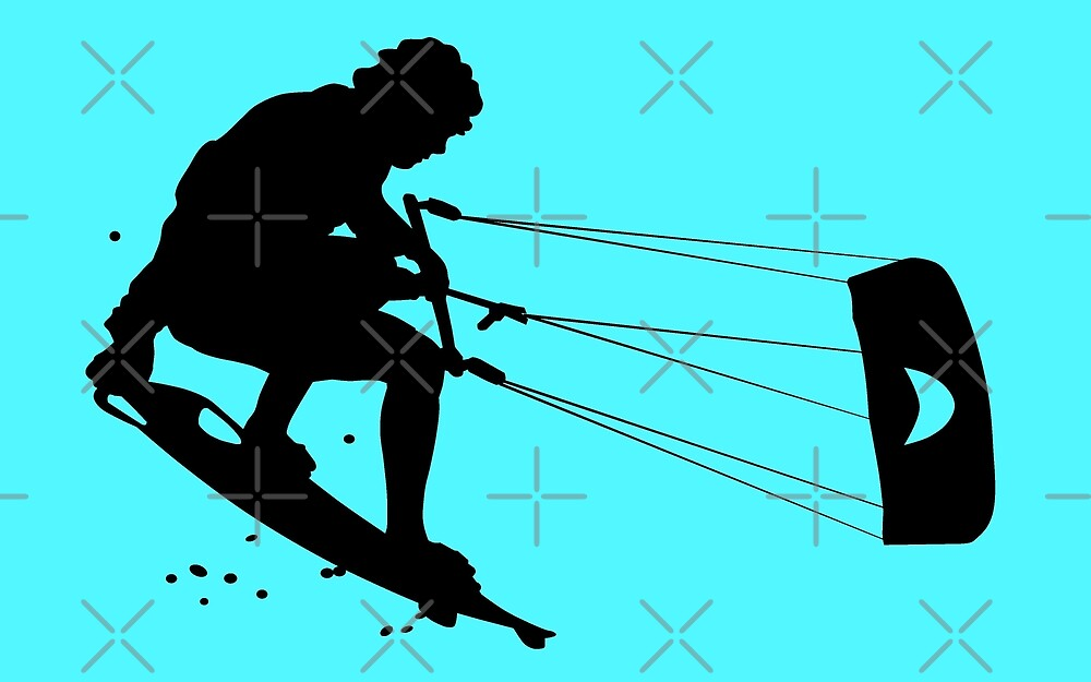 Kitesurfing by sibosssr