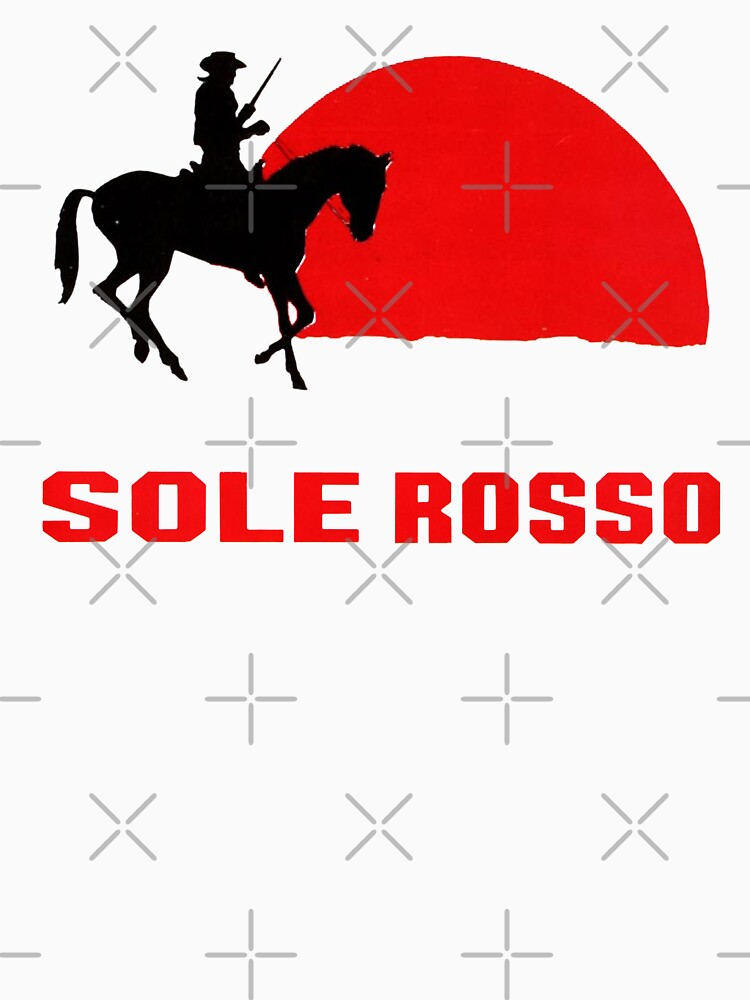 Sole Rosso Soleil Rouge Movie by tomastich85