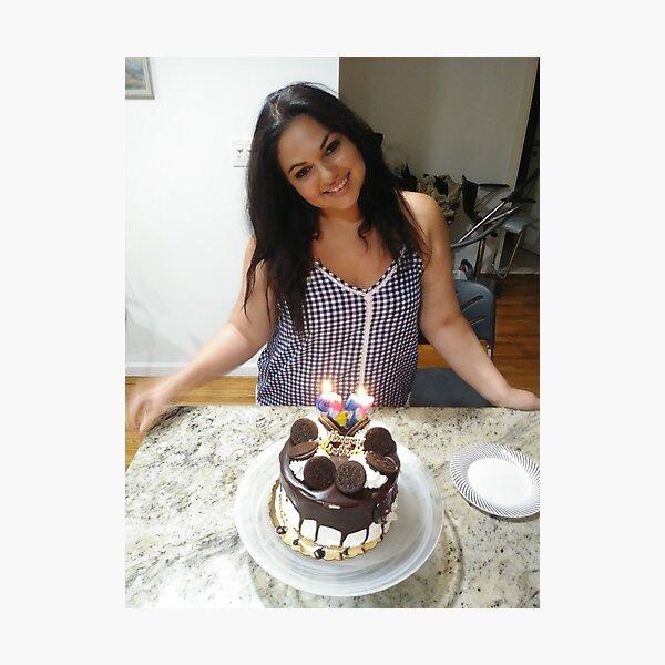 Happy Birthday! , #Happy, #Birthday, #HappyBirthday Photographic Print