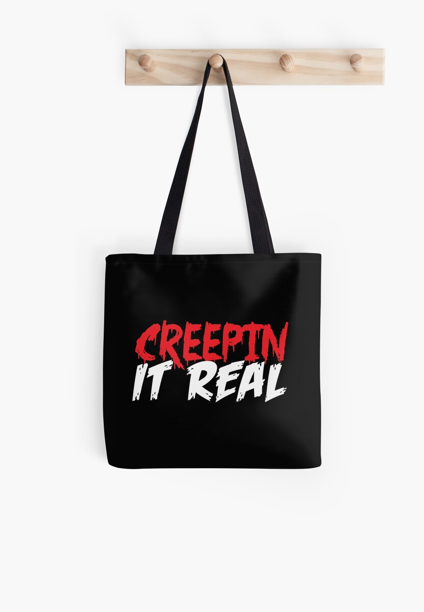 Creepin it REAL by jazzydevil