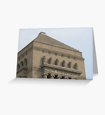 Memorialized Greeting Card