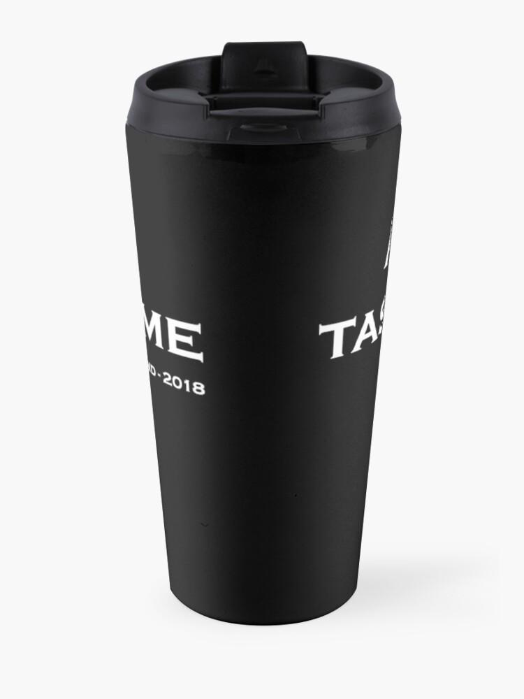Alternate view of All Races Taste the Same Travel Mug