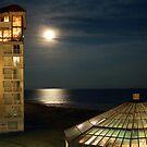 St. Regis at Night by Jane Brack