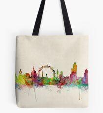 Skyline von London Tasche