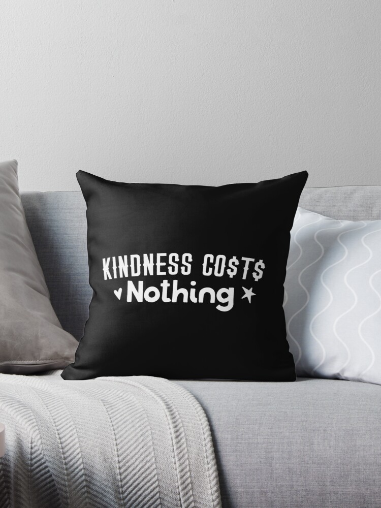 kindness costs nothing $ by jazzydevil