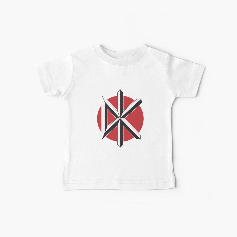 DeadKennedys weiß Baby T-Shirt