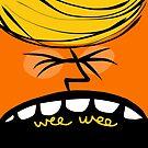 Donald's Rainy Day! by Blair Gauntt