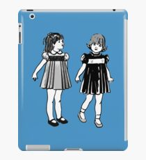 RETRO GIRLS CUTE iPad Case/Skin