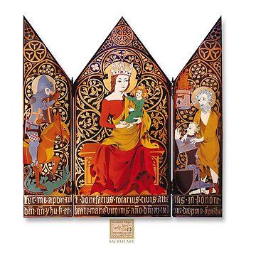 Triptych of Rocciamelone Best version by pupazzodesign