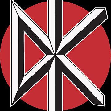 DeadKennedys black by PsychoProjectTS