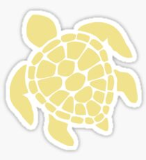 Turtle - Yellow Sticker