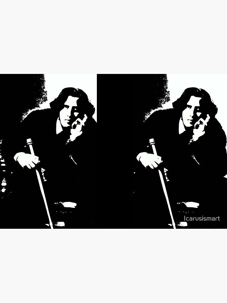 Oscar Wilde by Icarusismart