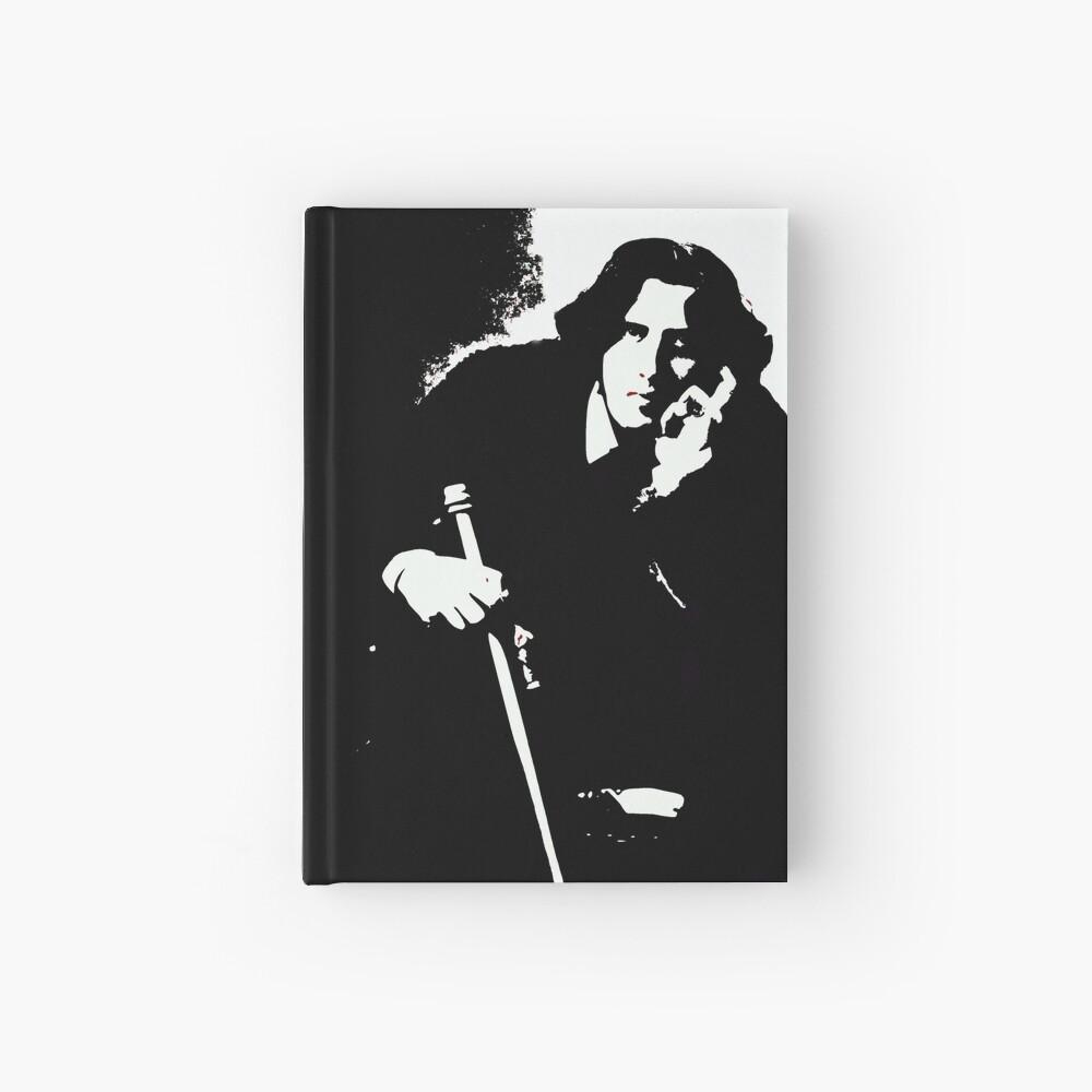 Oscar Wilde Hardcover Journal