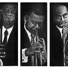 Le Trio De Jazz by pault55