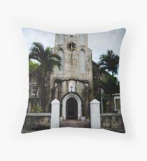 St. Agnes Throw Pillow
