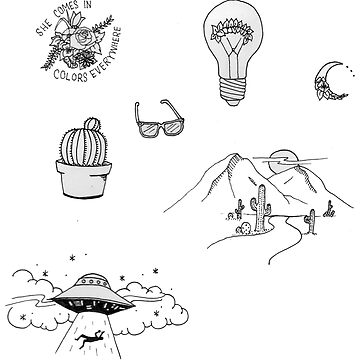 Desert Flash Sheet by kaelynnmara