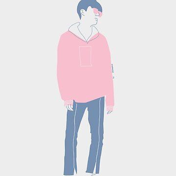 iKON - B.I Hanbin by nanaminhae
