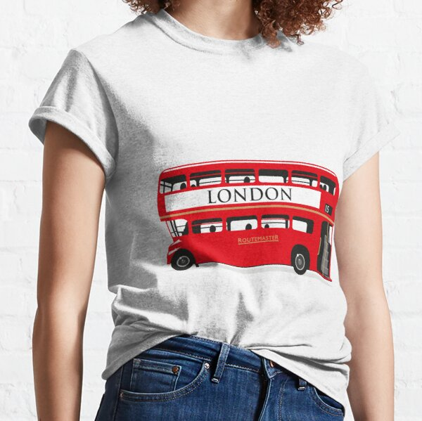 London Bus Classic T-Shirt