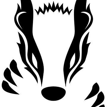 Badger by hobrath