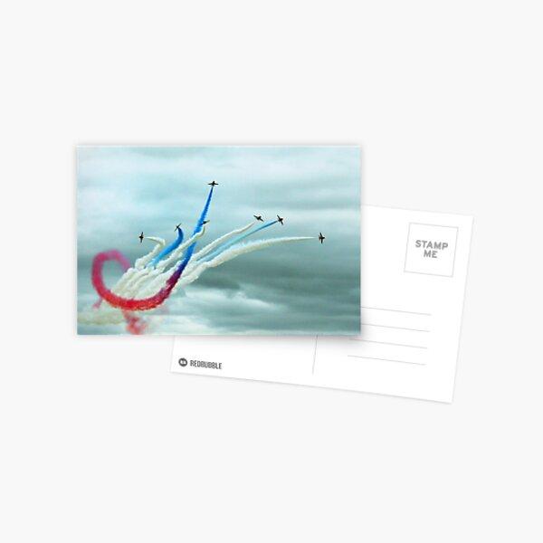 Red Arrows Postcard