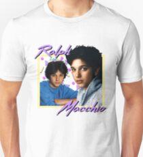 80er Jahre Ralph Macchio Slim Fit T-Shirt