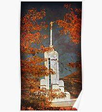 Mount Timpanogos - Framed Poster