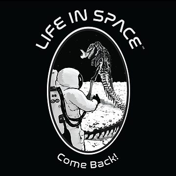 Life in Space: Come Back! by photonart