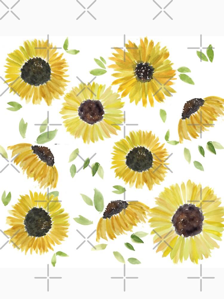 Sunflowers by rosemaryann