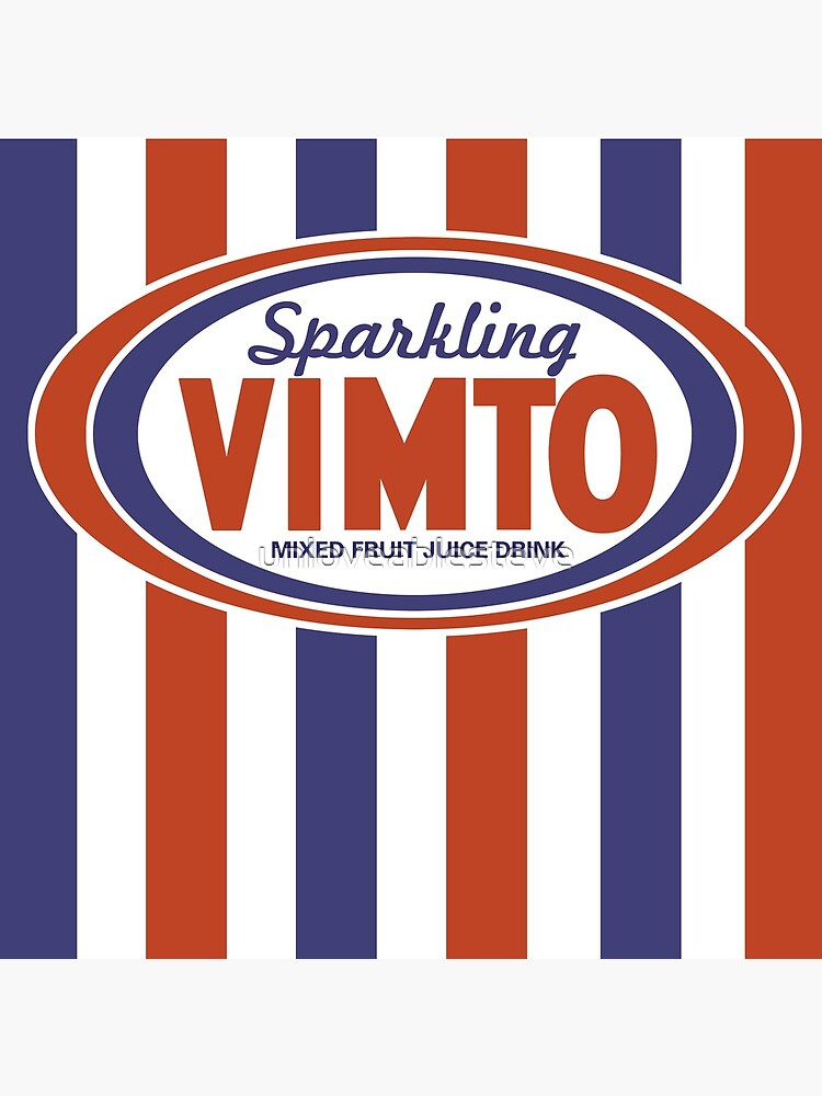 Sparkling Vimto from the 1980s by unloveablesteve