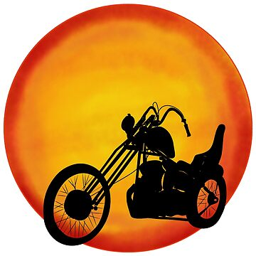 Chopper Sun, Rocker, Biker by matches1