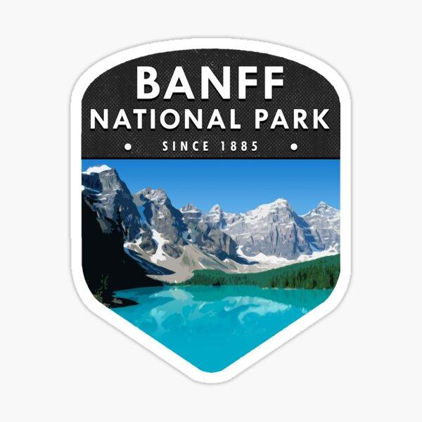 Banff National Park 2 Sticker