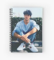 peter kavinsky - to all the boys i've loved before - lara jean - noah centineo Spiral Notebook