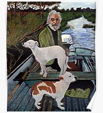 Goodfellas Painting Dogs Poster