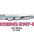 Boeing B747-8 - Air China by TheArtofFlying