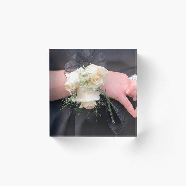 Prom Acrylic Block