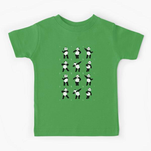 Panda Rave Kids T-Shirt